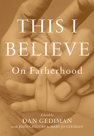Michele Weldon wrote a chapter for This I Believe: On Fatherhood