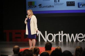tCo-director of TEDX NorthwesternU 2014